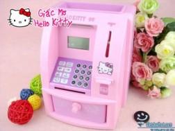 Xinh xắn và tiện ích với máy ATM HELLO KITTY