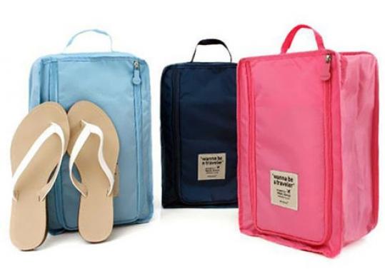 Túi Đựng Giày Cao Cấp - NĂNG ĐỘNG, THUẬN TIỆN MANG THEO BẤT CỨ NƠI ĐÂU. Chất liệu bền đẹp