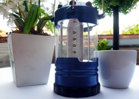 PHÒNG NGỪA NHỮNG LÚC MẤT ĐIỆN với đèn Măng xong Led 12 bóng tiện dụng thích hợp cho mọi gia đình