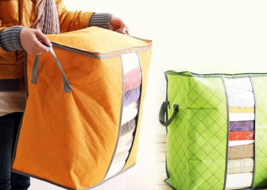 Túi Đựng Chăn Mền Đa Năng - ĐA NĂNG, TIỆN DỤNG, BỀN ĐẸP. Đựng chăn mền, quần áo, vật dụng cá nhân