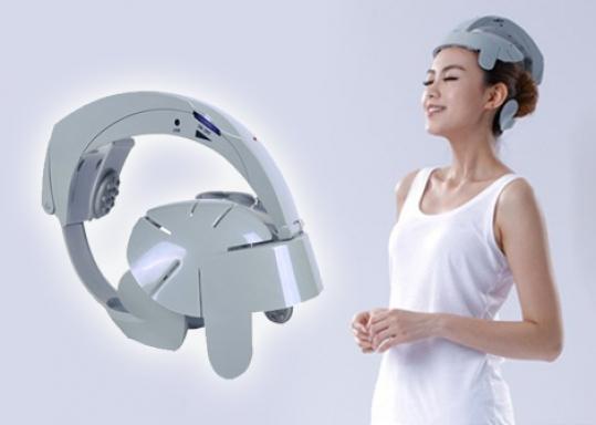 Máy Massage Đầu - Chức năng rung, mang lại cho bạn những giờ phút thư giãn thật thoải mái. Chất liệu nhựa cao cấp, an toàn