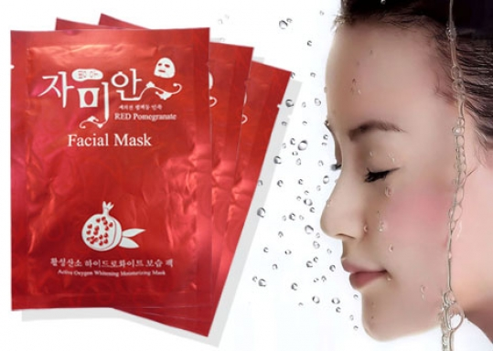 Combo 3 Mặt nạ Facial Mask - THƯ GIÃN, CHĂM SÓC SẮC ĐẸP với Combo 3 mặt nạ cao cấp nhập khẩu Hàn Quốc