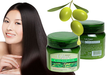 VN Deal - Kem hap dau hap toc Olive 500ml