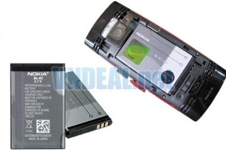 Pin Nokia 4C - 5C chính hãng