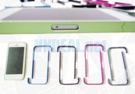 Viền nhôm iPhone 5G