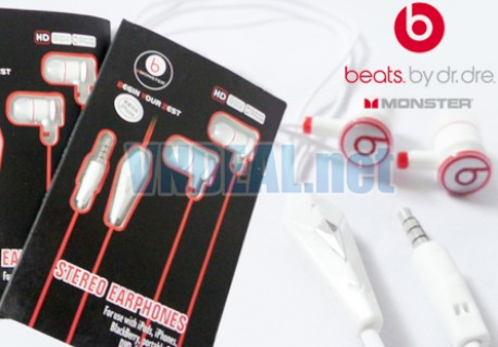 Tai nghe Monster iBeats