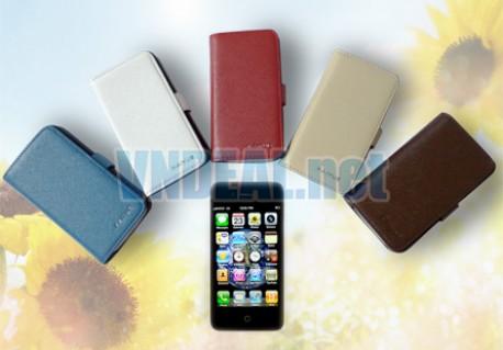 Bao da iPhone 4G/4GS cao cấp