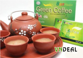 VN Deal - Tra Giam Can Green Coffee