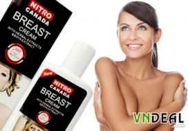 Kem massage no nguc Nitro Breast