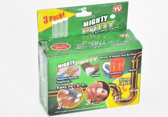 Voucher Hot - Keo Dan Than Ky Mighty Putty
