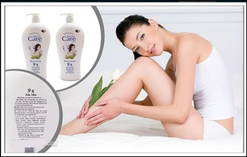 Combo 2 Sữa Tắm Dê Skin Care 8x