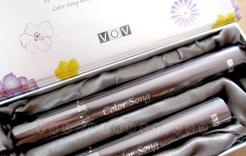 Mascara Color Song V.O.V