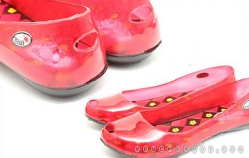 Giày Thời Trang Đi Mưa