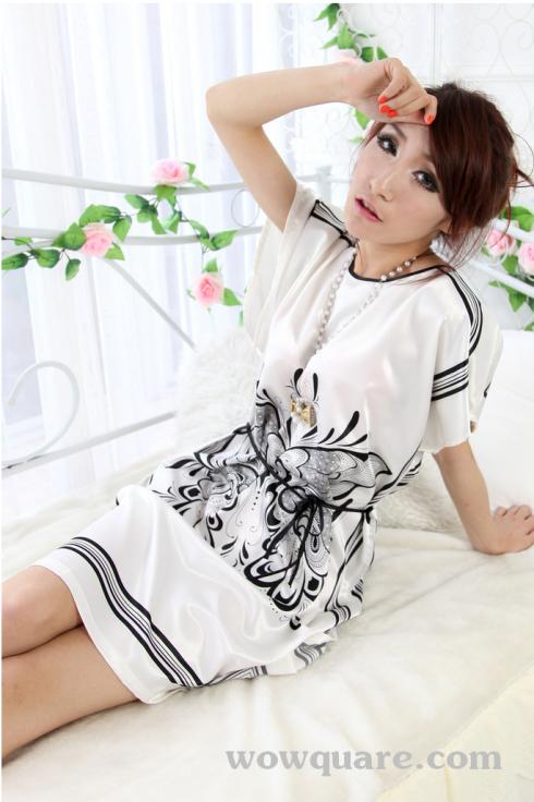Đầm ngủ kiểu Nhật