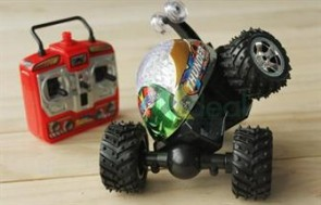 Xe Nhào Lộn 999G-18 vượt địa hình điều khiển từ xa, món đồ chơi hấp dẫn cho bé với giá chỉ 155.000đ