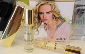 Sở hữu mùi hương ngọt ngào, quyến rũ cùng 3 chai nước hoa Chanel Coco Mademoiselle dành cho nữ (20ml/chai) chỉ với 159.000đ. Gía hấp dẫn tại xdeal.vn