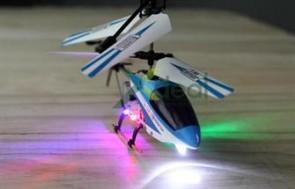 Trực thăng điều khiển từ xa 108 - Helicopter mini loại 20cm-3.5 chanel: Nhỏ gon và thật thú vị với những trải nghiệm tuyệt vời. Giá chỉ có 385,000đ tại xdeal.vn.