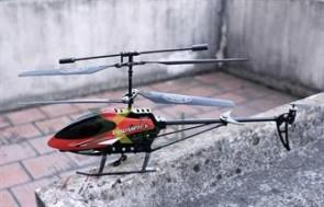 Máy bay điều khiển QY66-R01A loại 42cm 3.5 channel với kiểu dáng rất ngầu, công nghệ Gyroscopes tối tân và dàn đèn led cực đỉnh, hứa hẹn mang lại nhiều bất ngờ cho người chơi Giá chỉ: 650.000đ