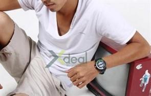Quá độc đáo và lạ mắt trong kiểu đồng hồ Shang Mei mới lạ. Giá cực ưu đãi chỉ có 49,000đ tại Xdeal.vn. - 9 - Thời Trang Nam