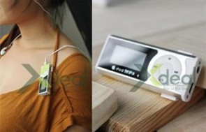 Máy MP3-Ipod có màn hình, loa ngoài cho bạn đắm chìm vào thế giới âm nhạc cực HOT, Với giá chỉ có 150.000đ - 1 - Thời Trang Nam