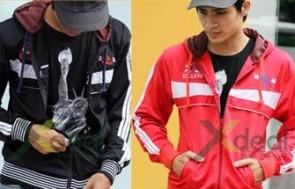 Áo khoác Adidas cờ Anh cho nam: Đa dạng về kiểu dáng và màu sắc, giúp các đấng mày râu bảo vệ làn da mình bất kể nắng mưa.
