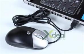 Chuột quang HP chính hãng – Tính năng cực nhạy, thiết kế tiện dụng, gọn gang. Giúp bạn thao tác với máy tính dễ dàng, nhanh chóng hơn. Giá chỉ có 99.000đ tại Xdeal.vn.