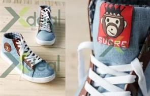 Sở hữu một đôi Giày Nam SUGRE Cổ Cao sẽ đem lại cho các bạn trẻ phong cách mới, thêm trẻ trung, năng động và sành điệu.