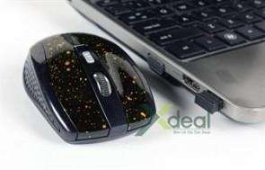 Lựa chọn hoàn hảo cho máy tính của bạn với sản phẩm chuột không dây Star 9. Chỉ với giá 169.000đ duy nhất tại Xdeal.vn.