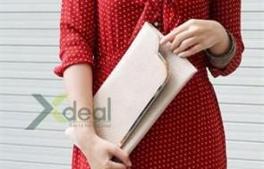 Thời trang, sành điệu và cá tính với Túi Bì Thư Da Rắn Thời Trang dành riêng cho phái đẹp