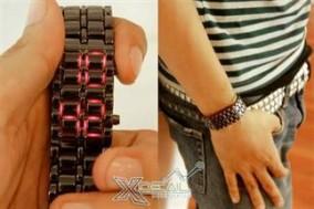 Đồng hồ Led Sammurai, độc đáo, mạnh mẽ và siêu cá tính. Một phong cách mới lạ, không đụng hàng chỉ với 149,000đ giảm 50% chỉ tại Xdeal.vn