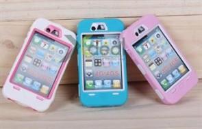 Hãy bao bọc và bảo vệ chú iPhone yêu dấu của bạn bằng chiếc case Mix-Color vô cùng đáng yêu chỉ với 85.000đ thôi nhá.