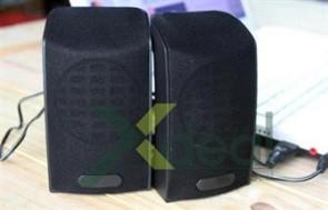 Trải nghiệm cùng những âm thanh sống động, hiện đại cùng bộ Speaker Mini DX-555 giúp bạn tận hưởng âm nhạc tuyệt vời nhất.