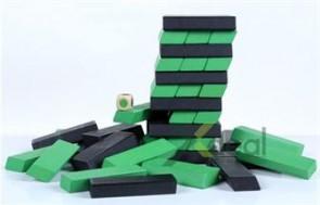 Tăng độ thú vị và thử thách hơn với bộ đồ chơi rút gỗ xéo 51 miếng trí tuệ mới. Giá chỉ có 60,000đ tại Xdeal.vn.