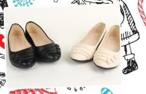 Xinh xắn và nữ tính cùng Giày búp bê nữ Koumi Collection không kén dáng và đặc biệt rất dễ phối hợp với nhiều loại trang phục