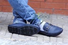 Thời trang và sang trọng với giày da nam cao cấp Cacatua Navi. Chắc chắn bạn sẽ thích từ cái nhìn đầu tiên và tin mua khi mang thử. Chỉ với 449,000đ tại Xdeal dành cho sản phẩm cao cấp như vậy. - 15 - Thời Trang Nam