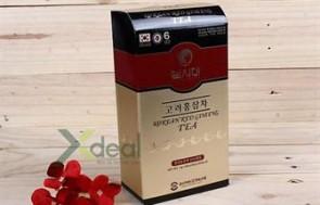 Thưởng thức trà hồng sâm DW Hàn Quốc mỗi ngày để cung cấp năng lượng và bảo vệ sức khỏe vàng cho gia đình. Gía chỉ có 289.000đ, tại xdeal.vn