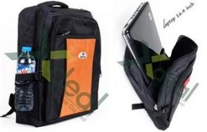 Thời trang Năng động và tiện dụng với chiếc Balo Laptop 16.4 inch chống sốc cao, giúp bạn dễ dàng mang laptop và vật dụng.
