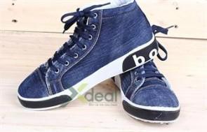 Phong cách thời trang năng động với Giày Leisure cổ cao chất lượng cao. Cho bạn một phong cách hoàn toàn mới. Giá cực ưu đãi 225.000đ. Sản phẩm chất lượng chỉ có tại xdeal.vn.