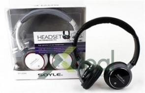 Headphone Soyle một tai nghe chất lượng tốt, với tiếng bass trầm ấm, và có chiều sâu có micro tiện dụng để các bạn chat voice. - Công Nghệ - Điện Tử