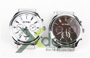 Khẳng định đẳng cấp thời trang, cá tính mạnh mẽ, hiện đại cùng đồng hồ đeo tay dành cho nam giới.