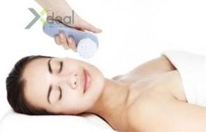 Làn da căng mịn, khỏe mạnh với Máy massage mặt 6 in 1 loại bỏ nếp nhăn, loại bỏ lớp biểu bì chết, tăng cường hấp thu độ ẩm cho da.