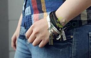 Vòng tay GOAR cá tính là một phụ kiện thời trang giúp tô đậm thêm nét cá tính của bạn.