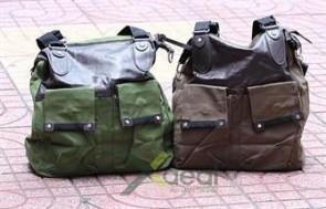 Túi vải bố X-Bag, trải nghiệm phong cách thời trang bụi bặm khi mang bên người. Không chỉ vậy, X-Bag còn được thiết kế với nhiều ngăn chứa thông minh. Sản phẩm chất lượng chỉ với 199,000đ - 21 - 1 - Thời Trang Nam - 21 - 1 - Thời Trang Nam - Thời Trang Nam