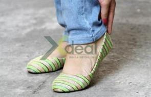Nâng Niu Bàn Chân xinh Với Giày Búp Bê Nữ BUMPER Xinh Xắn. Với giá hấp dẫn chỉ có 120.000đ.