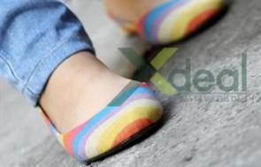 Giày búp bê nữ Color Cute mang lại vẻ quyến rũ, gợi cảm mà còn góp phần tạo nên sự tự tin, thoải mái cho mọi người.