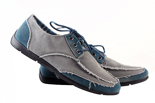 Giày nam cột dây phong cách - A176