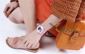 Cho cổ tay thêm xinh với chiếc đồng hồ đeo tay nữ Rab cực kì đáng yêu. Giá chỉ có 69.000đ tại xdeal.vn.