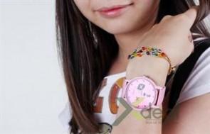 Đồng hồ đeo tay da Nanci xinh xắn dành cho những cô nàng đáng yêu. Giá cực hấp dẫn chỉ có 89.000đ tại xdeal.vn.