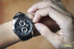 Đồng hồ Carrera thời trang, sang trọng. Mang đến cho bạn một vẻ ngoài phong cách và nổi bật. Giá cực hấp dẫn chỉ có 150.000 đ, giảm 57% tại xdeal.vn.