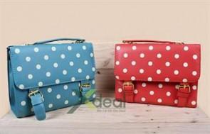 Dịu dàng và nữ tính với sản phẩm túi hộp Pattern Box chỉ với 199.000Đ. Duy nhất tại xdeal.vn